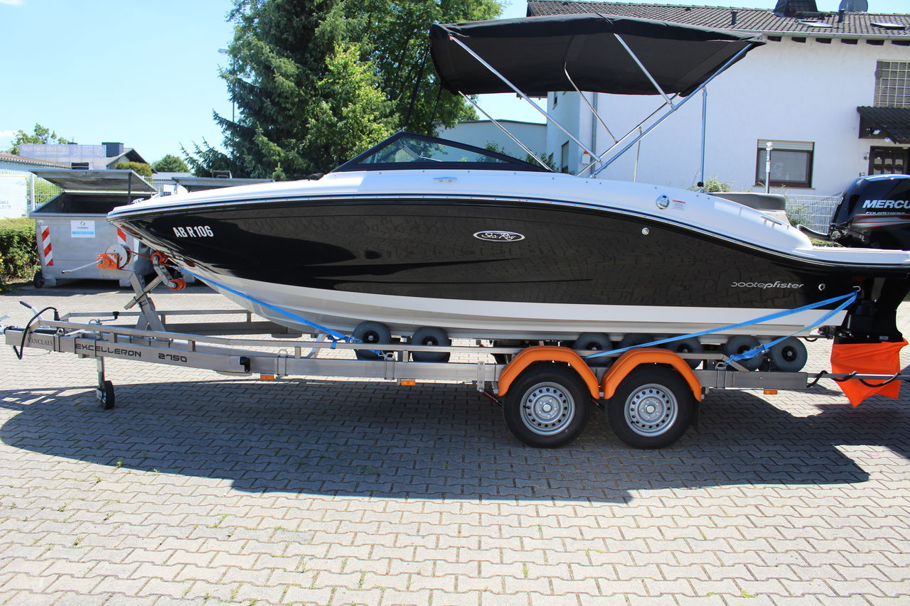 Sea Ray SPX 190 OB - immagine 1