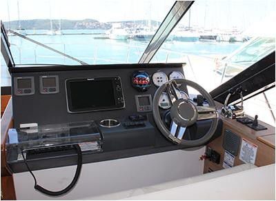 Sealine F 450 Fly IPS - Bild 3