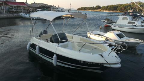 Sport Craft 530 Open