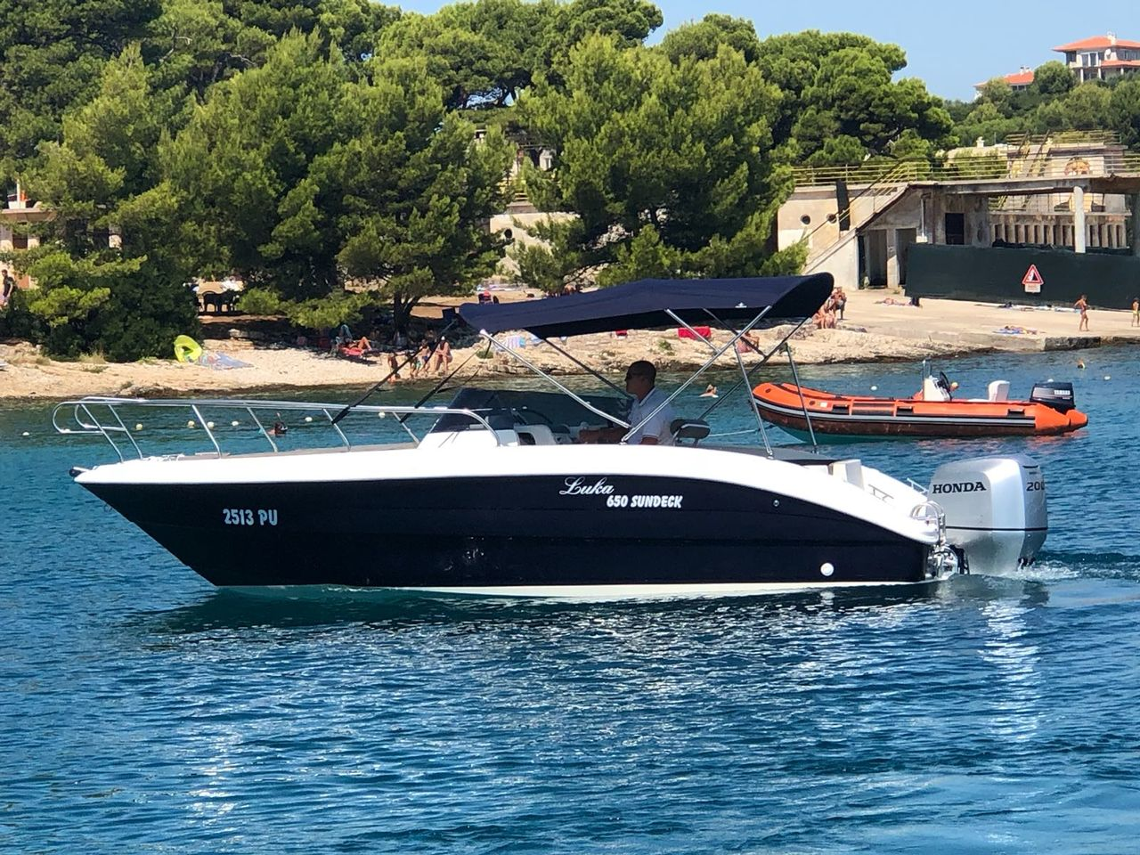 Sport Craft 650 Sundeckimage 2