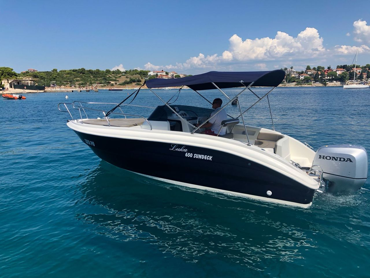 Sport Craft 650 Sundeck