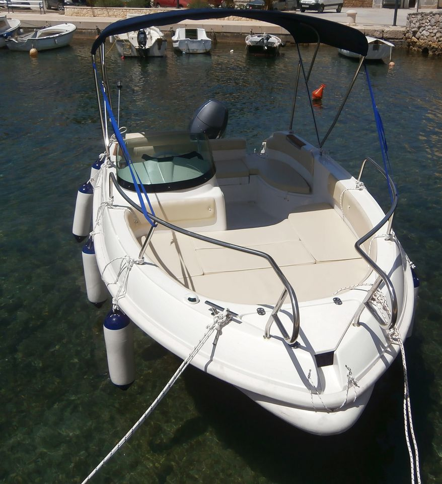 Sport Craft Luka Open For Rent