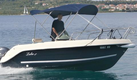 Sport Craft M- open 70hp