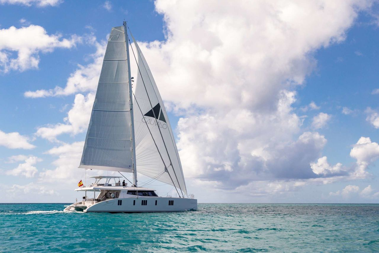 Sunreef 74Catamaran