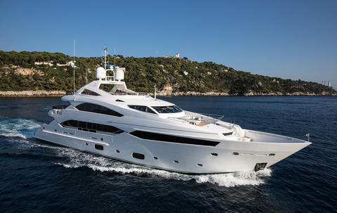 Sunseeker 40mt