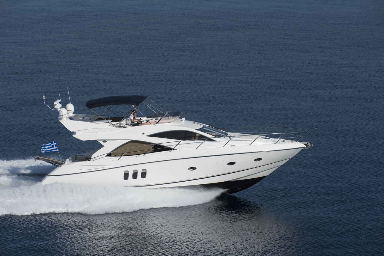 Sunseeker Manhattan 52 Flybridge