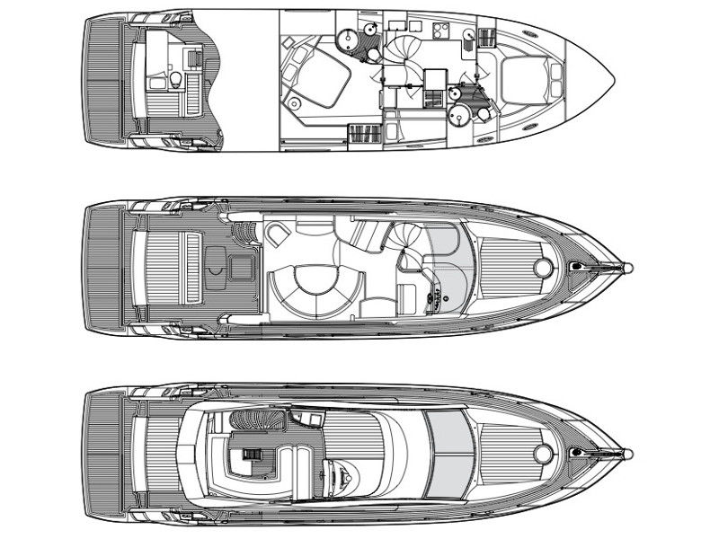 Sunseeker Manhattan 52Bild 2