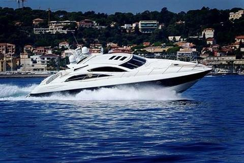 powerboat Sunseeker Predator 72