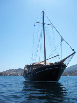 Traditional Gulet Motor Sailer