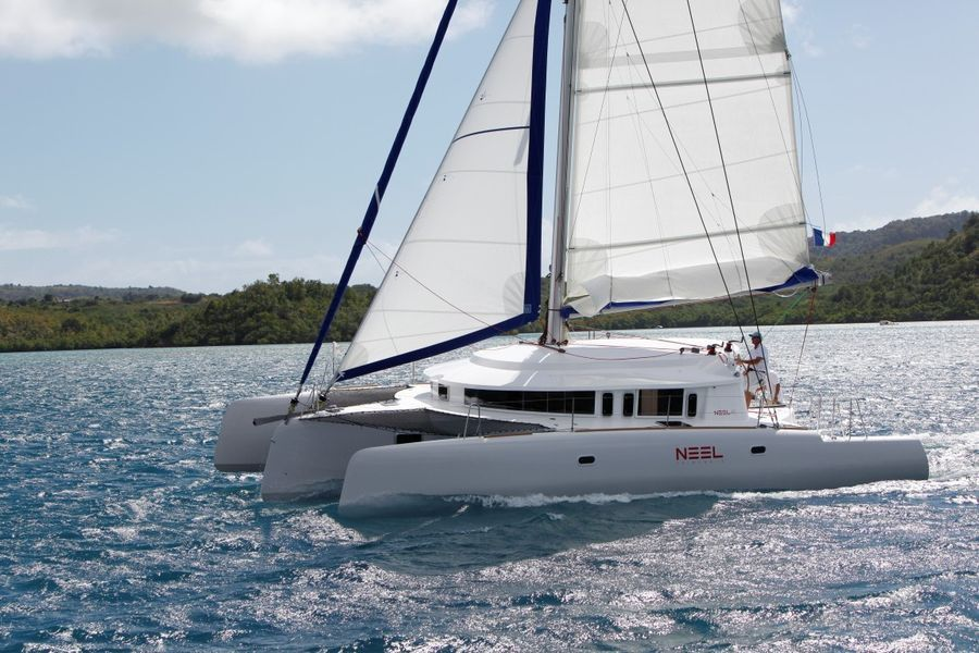 Trimaran Neel 45 Bj. 2014!!! - picture 1