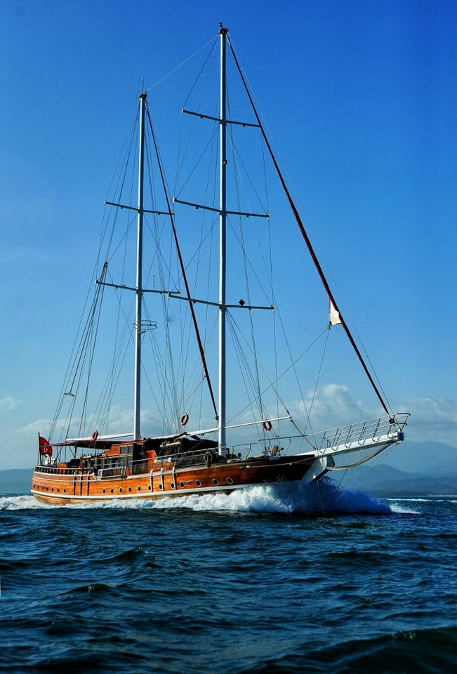 Turkish Gulet 34m.Bild 2