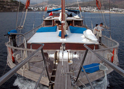 Turkish Motor Sail 24 mt - foto 3