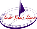Logo Take your time